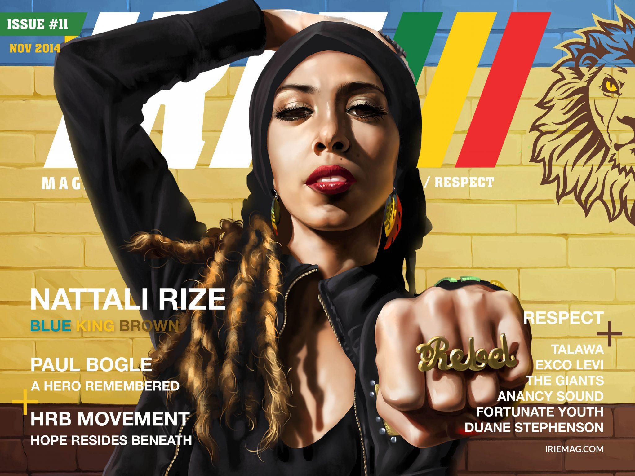 Irie Magazine