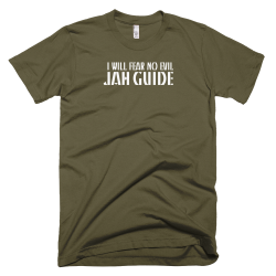Jah Guide Army T-shirt